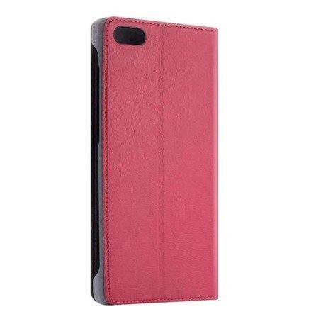 Oryginalne Etui Flip Cover do HUAWEI P8 czerwone