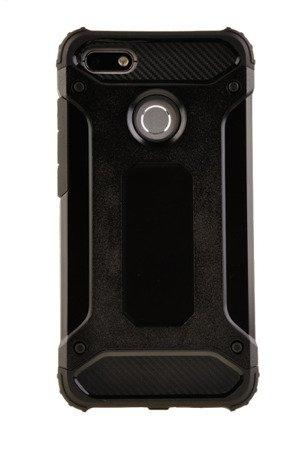 Pancerne etui Armor TPU +PC do HUAWEI P9 Lite Mini czarny