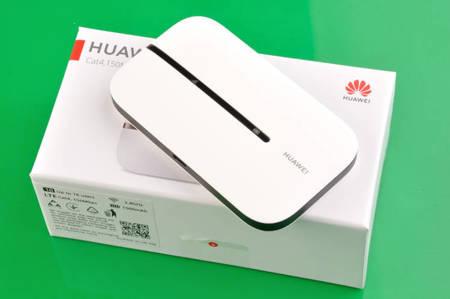 Przenośny router modem Huawei E5576-320 4G 3G LTE Wifi biały