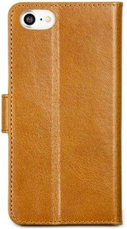 Skórzane etui kabura dbramante1928 Copenhagen 2 do Apple iPhone 7 / 8 brązowy