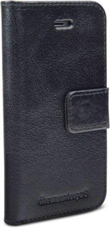 Skórzane etui kabura dbramante1928 Copenhagen do Apple iPhone 5 / 5S / SE czarny