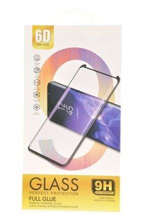 Szkło Hartowane 6D do Apple iPhone XR / iPhone 11 czarny